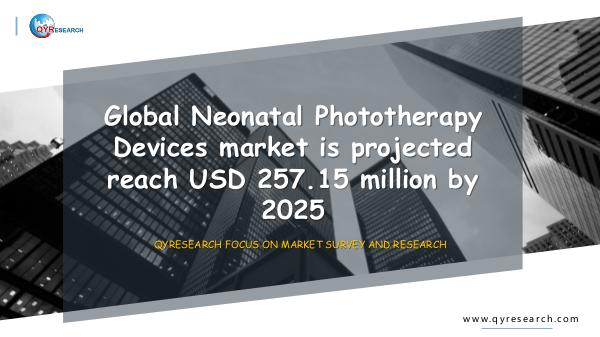 Global Neonatal Phototherapy Devices market