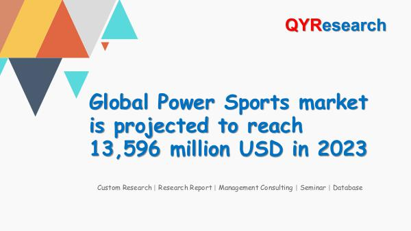 Global Power Sports market research
