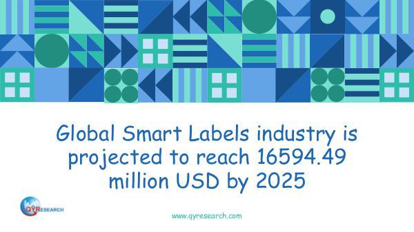 QYR Market Research Global Smart Labels market research