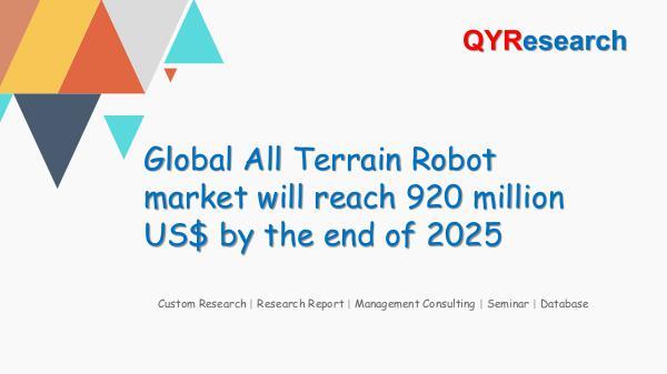 QYR Market Research Global All Terrain Robot market research