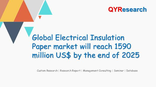 Global Electrical Insulation Paper market research
