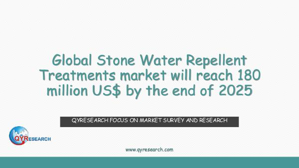Global Stone Water Repellent Treatments market