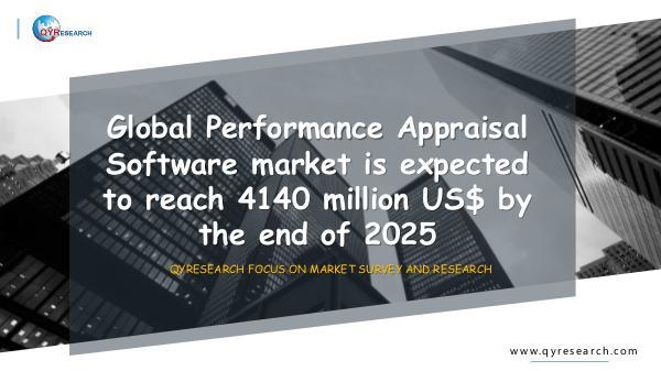 QYR Market Research Global Performance Appraisal Software market