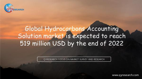 QYR Market Research Global Hydrocarbons Accounting Solution market