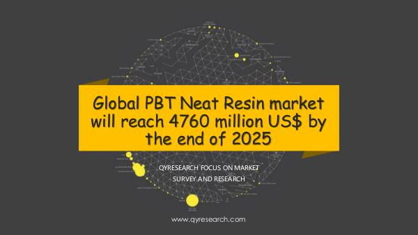 QYR Market Research Global PBT Neat Resin market research