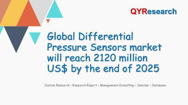Global Differential Pressure Sensors market
