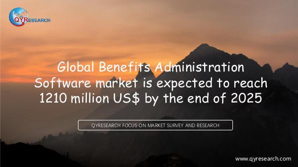 Global Benefits Administration Software market