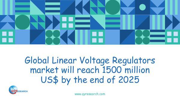 Global Linear Voltage Regulators market research