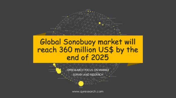 QYR Market Research Global Sonobuoy market research