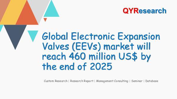 Global Electronic Expansion Valves (EEVs) market