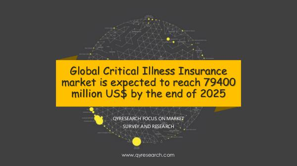 Global Critical Illness Insurance market research