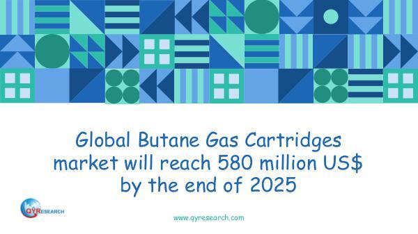 Global Butane Gas Cartridges market research