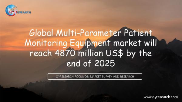 QYR Market Research Multi-Parameter Patient Monitoring Equipmet market