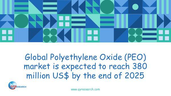 Global Polyethylene Oxide (PEO) market research
