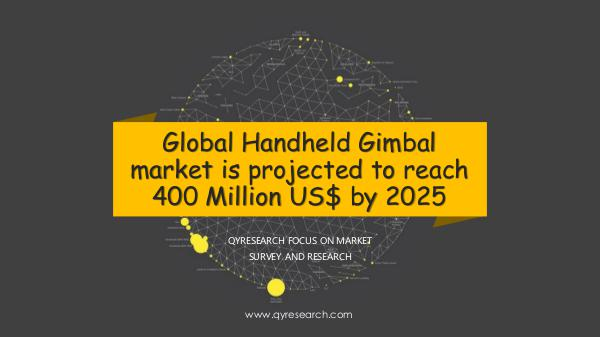 Global Handheld Gimbal market research