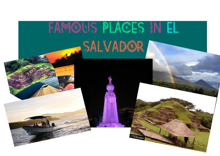 TOURISM IN EL SALVADOR 1