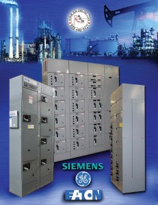 IER - Electrical Equipment and Controls MCC