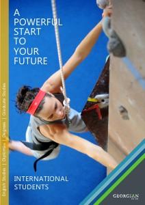 Georgian College International Viewbook 2013-2015