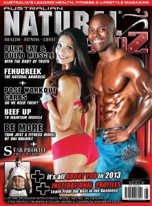 Australian Natural Bodz Magazine Volume 5 Issue 5