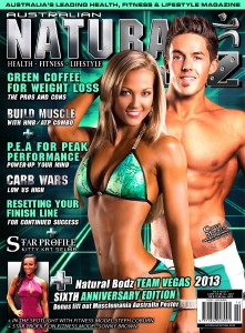 Australian Natural Bodz Magazine Volume 6 Issue 1