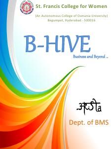 B-HIVE Aug 2013