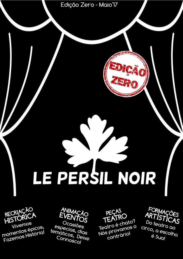 Revista Le Persil Noir Le Persil Noir