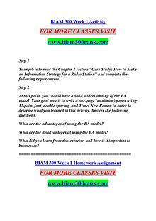 BIAM 300 RANK Great Stories Here/biam300rank.com