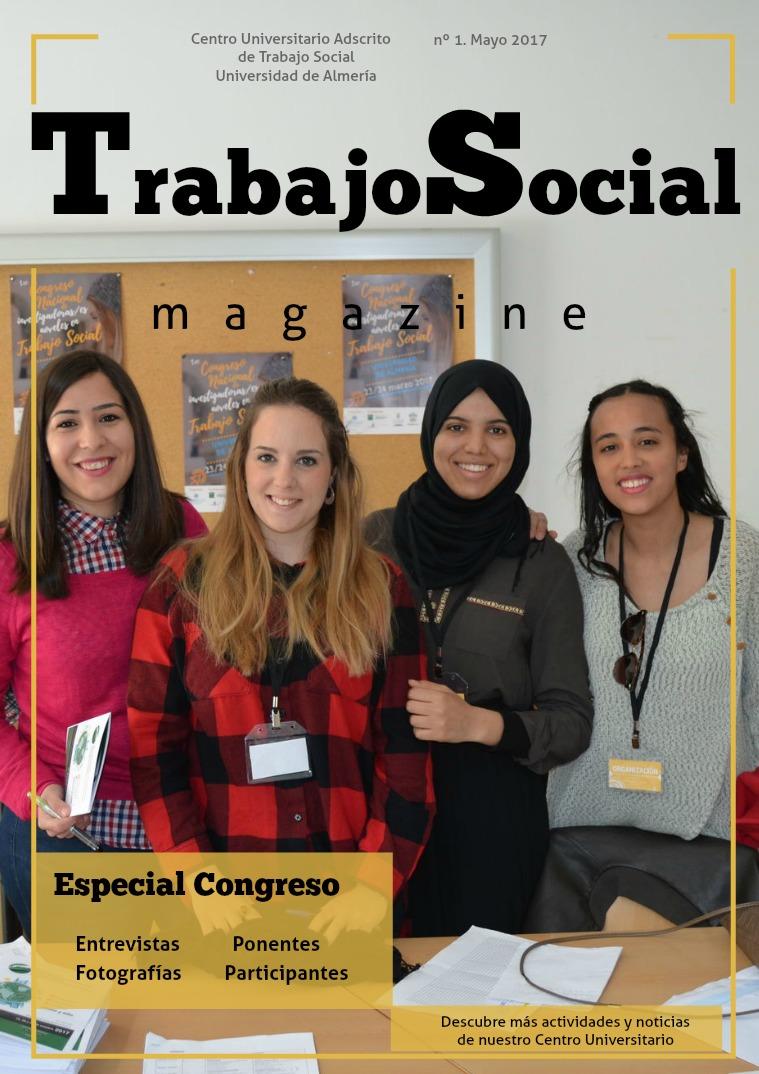 Revista de Trabajo Social Almería Revista del Alumnado en Trabajo Social de Almería