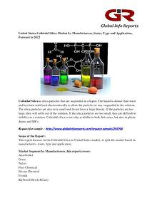 Colloidal Silica Market:AkzoNobel, Grace, Nalco, Fuso Chemical