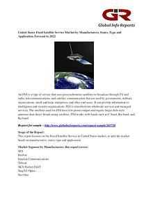 Fixed Satellite Service Market: SES, Intelsat, Telesat