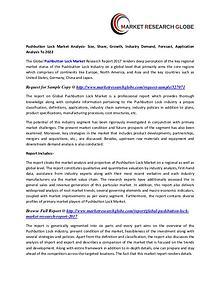 Pushbutton Lock Market Analysis- Size, Share, Growth, Industry Demand