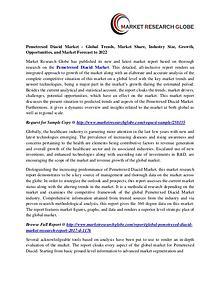 Pemetrexed Diacid Market Size, Share, Analysis, Industry Demand