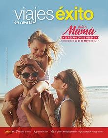 Revista Viajes Éxito Mayo