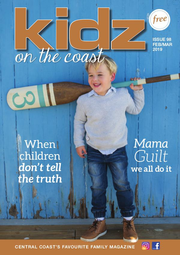 On the Coast – Families Issue 98 I February/March 2019