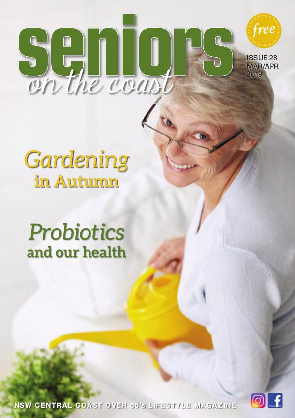 On the Coast – Over 55 Issue 28  I  March/April 2019