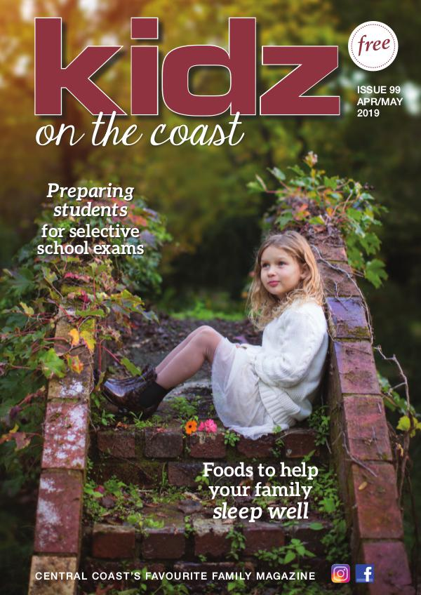 Issue 99  I  April/May 2019