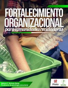 FORTALECIMIENTO ORGANIZACIONAL RECICLADORES