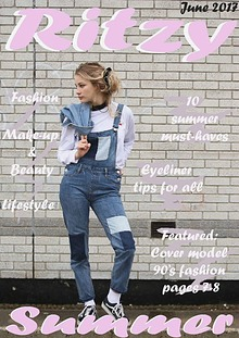Ritzy Issue 1