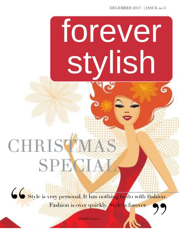 Forever Stylish Forever Stylish Issue 3