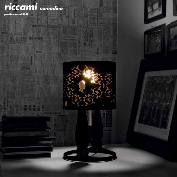 Riccami Lighting Range - featuring the Queens Head