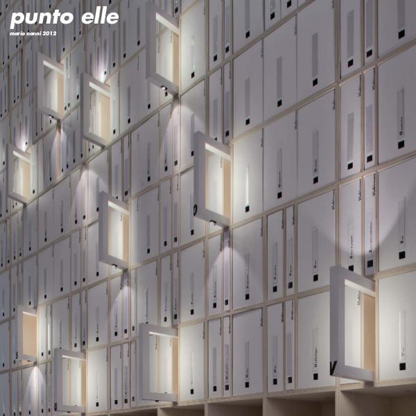 Viabizzuno by Cirrus Lighting - Architectural Lighting Range Punto Elle by Cirrus Lighting