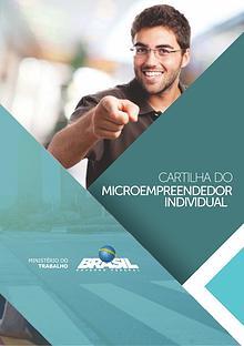 Cartilha do Empreendedor Individual - Ministério de Trabalho