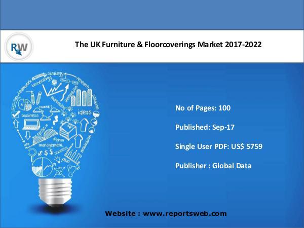 The UK Furniture & Floorcoverings Market 2017-2022
