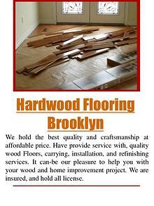 Wood floors ny