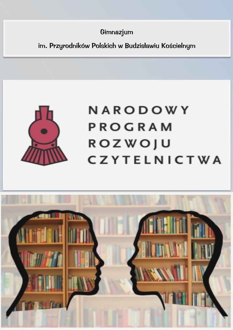 Narodowy Program Rozwoju Czytelnictwa NPRC