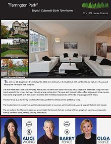 Active Listings - Coquitlam