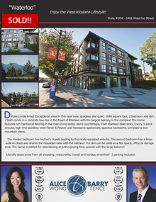 Sold Listings - Vancouver