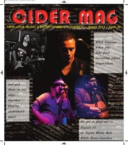 Cider Mag August 2013