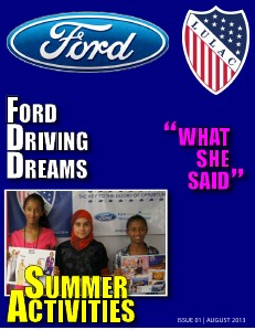 Ford Driving Dreams - LULAC August 2013