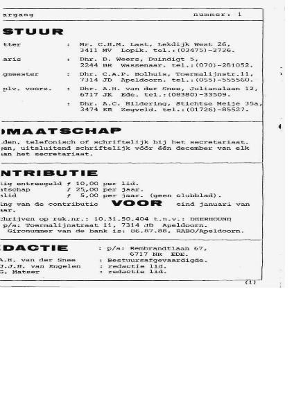 De Deerhound 1983 editie 1 1983 #2